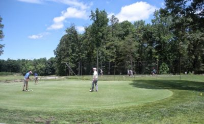 Registration is open for the Pond's annual Charity Golf Tournament on June 8