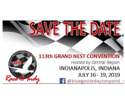 Rev Up for the 113th Grand Nest Convention in Indy!